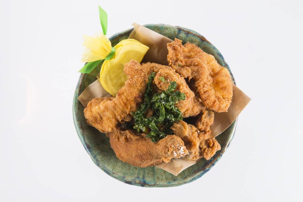 1/2 Steirer-Backhendl