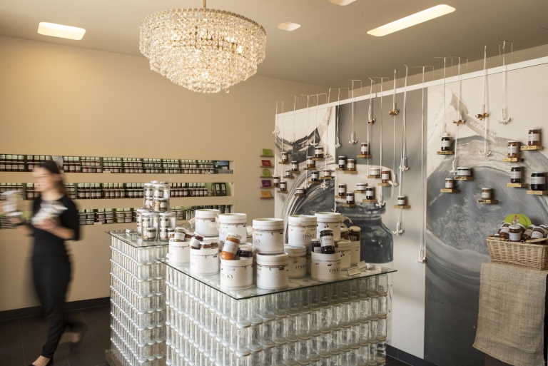 Delikatessenshop in Walkersdorf